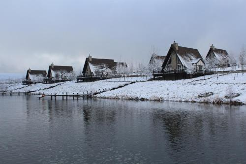 Sakit Gol Silent Lake Hotel In Azerbaijan
