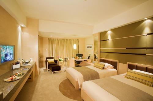 Regal International East Asia Hotel Специальное предложение - Улучшенный двухместный номер с 1 кроватью или 2 отдельными кроватями