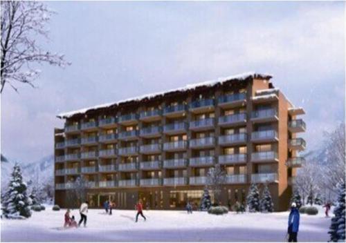 . Zhangjiakou Dolomiti White Birch Hotel
