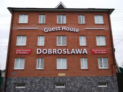. Dobroslawa Apart Hotel