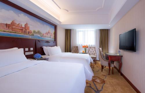 Vienna 3 Best Hotel Sunan Airport