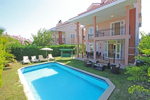 Fethiye Villa Sirin rezervasyon