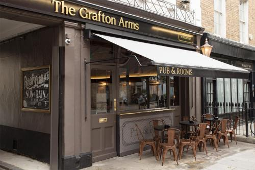 The Grafton Arms Pub & Rooms (B&B)