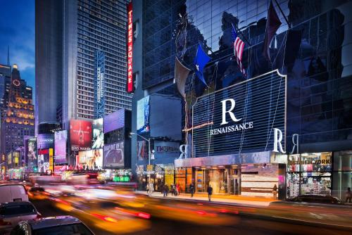 . Renaissance New York Times Square Hotel