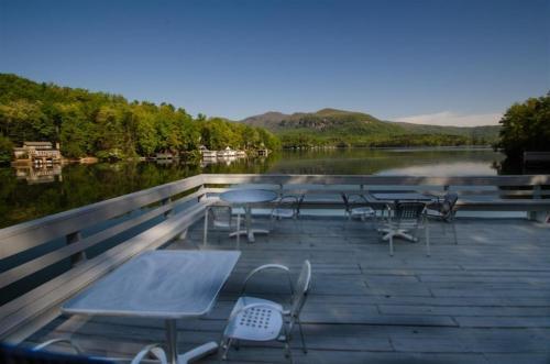 Фото отеля Lodge on Lake Lure