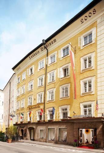 Altstadthotel Kasererbräu, Pension in Salzburg