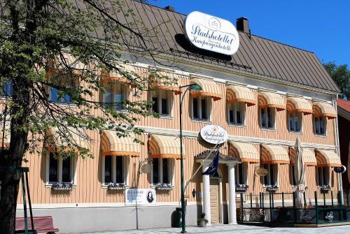 Pietarsaaren Kaupunginhotelli, Finland