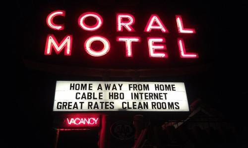 Hotel Coral Motel