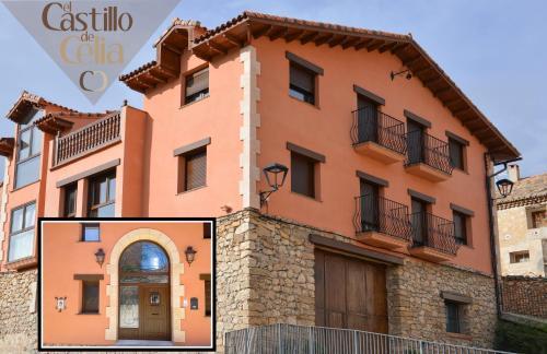 El Castillo de Celia - Accommodation - Cubla