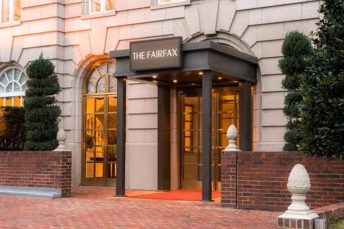 The Fairfax at Embassy Row Washington D.C - Washington, DC DC 20008