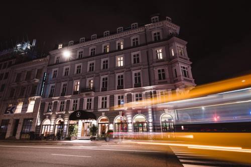 Hotel Alexandra, H. C. Andersens Blvd. 8, 1553 København V, Denmark.