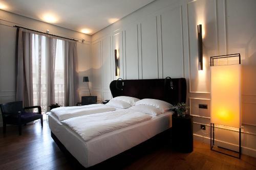 Grand Deluxe Doppel-/Zweibettzimmer Hotel Palacio De Villapanés 6