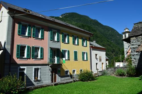 . Hotel Garni Maggia