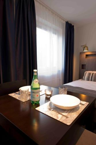 Stockholm Hotel Apartments Bromma photo 18