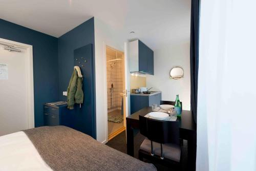 Stockholm Hotel Apartments Bromma photo 21