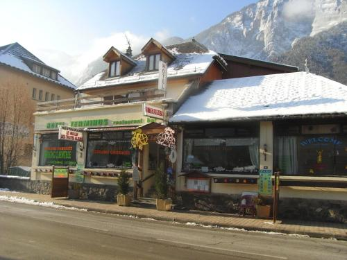 Accommodation in Le Bourg-d'Oisans