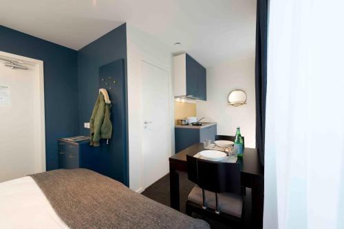 Stockholm Hotel Apartments Bromma photo 22