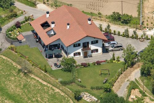 Habitación Doble con cama supletoria  Aldori Landetxea 8