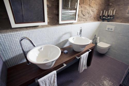 Superior Double or Twin Room Hotel Restaurante Masía la Torre 18