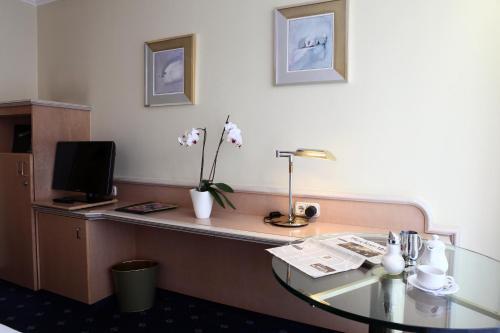 Hotel Ambiente Garni impression
