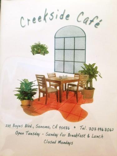 Sonoma Creek Inn - Sonoma, CA CA 95476