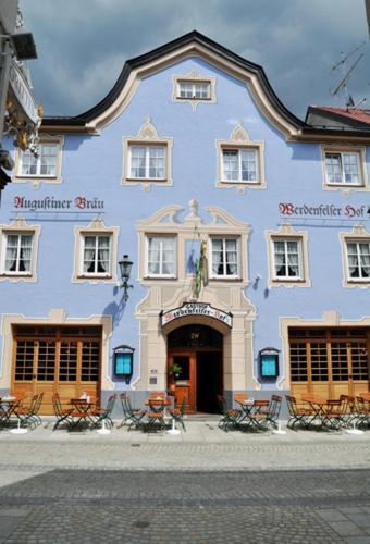 Werdenfelser Hof Garmisch-Partenkirchen