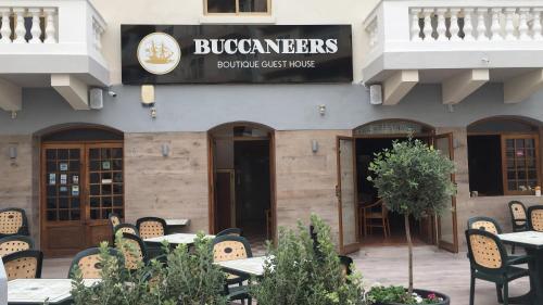 Buccaneers Boutique Guest House Foto principal