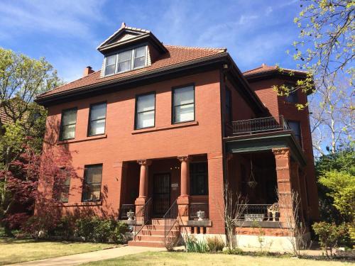 Casa Magnolia B & B - Accommodation - Saint Louis