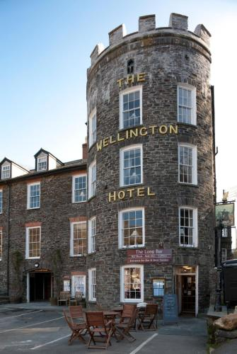 The Wellington Hotel, Boscastle, Cornwall