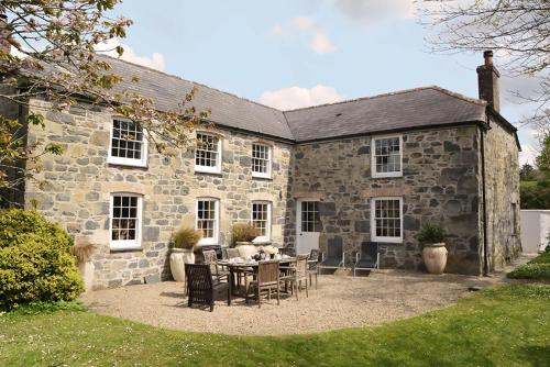 Bonython Farmhouse, Mullion, Cornwall