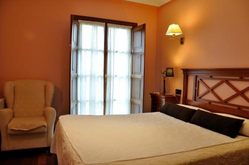 Habitación Doble Hotel Puerta Del Oriente 71