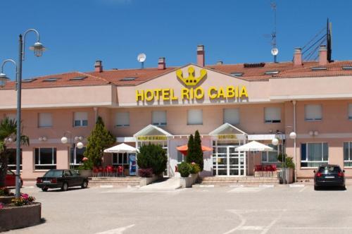 . Hotel Río Cabia
