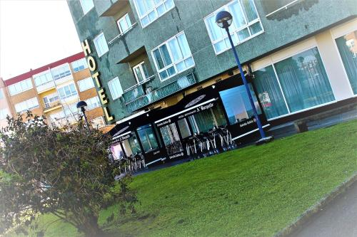 . Hotel a Barquina