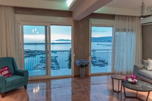 Emerald View Luxury Apartment, 65302 Kavala