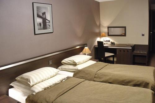 Hotel Ikar Pokój typu Standard z 2 łóżkami pojedynczymi
