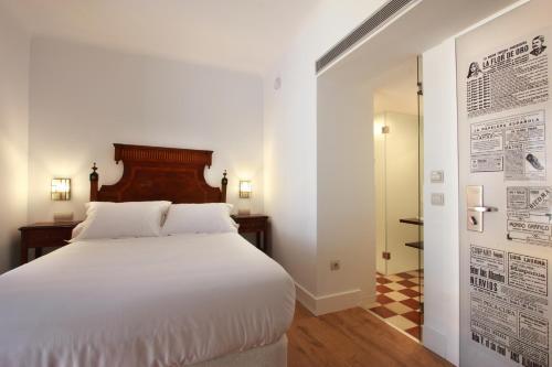 Habitación Doble Deluxe - 1 o 2 camas Hotel Patria Chica 4