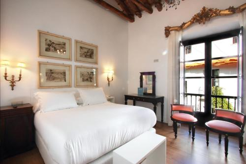 Deluxe Double or Twin Room Hotel Patria Chica 2