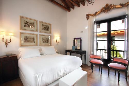 Habitación Doble Deluxe - 1 o 2 camas Hotel Patria Chica 2