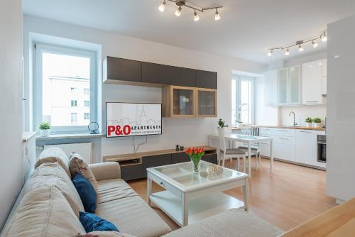 PandO Serviced Apartments Bialobrzeska