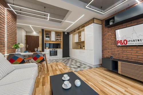 PandO Apartments Cybernetyki