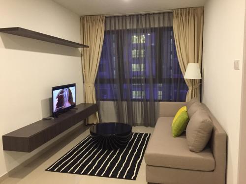 i-city @ i-suite 2BR, Kuala Lumpur