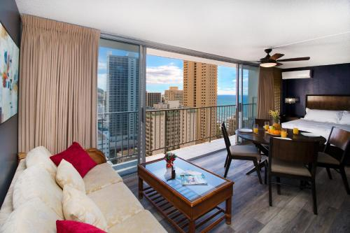 25th Floor Pacific Monarch | Ocean View | Close To Beach - Honolulu, HI 96815