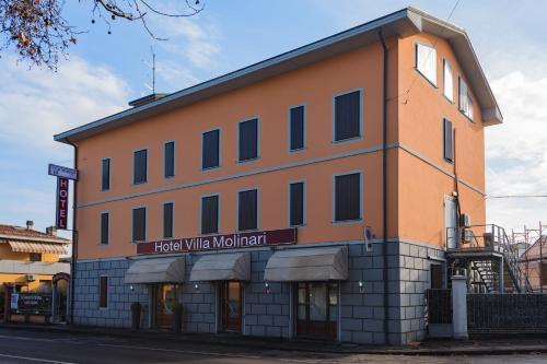 . Hotel Villa Molinari