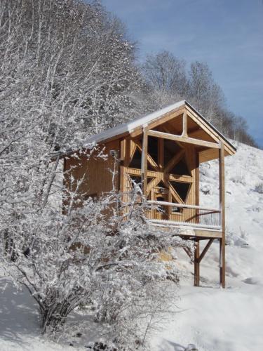 La cabane du pommier - Chalet - Orelle