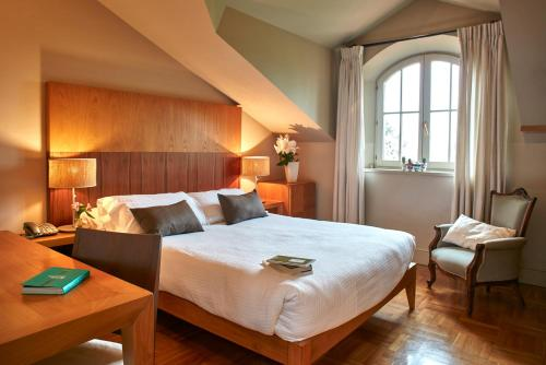 Double or Twin Room Jardin de Carrejo 1