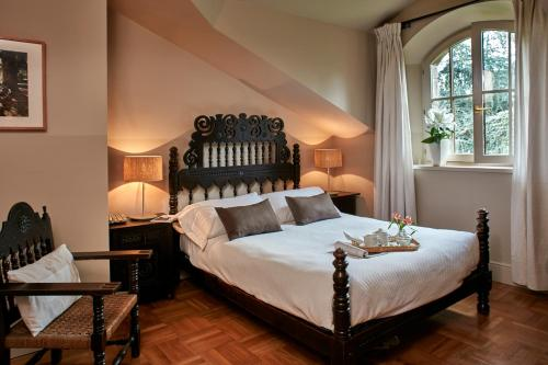 Double or Twin Room Jardin de Carrejo 3