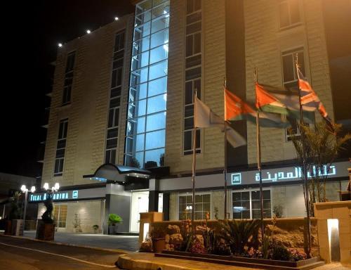 HotelTilal Almadina Hotel & Suites