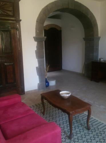 The B & B is located in the historical village of Santu LUssurgiu img1