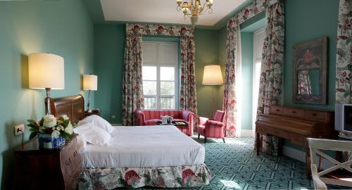Deluxe Double Room Palacio Urgoiti 4