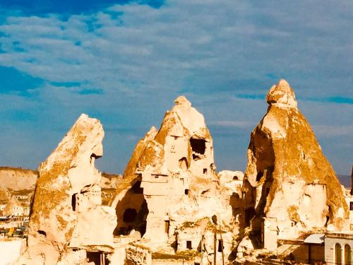 Goreme Mysterious Cave Suites how to get